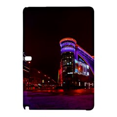 Moscow Night Lights Evening City Samsung Galaxy Tab Pro 12 2 Hardshell Case by Nexatart