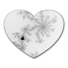 Mandelbrot Apple Males Mathematics Heart Mousepads
