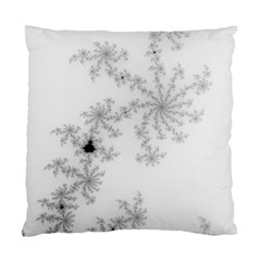 Mandelbrot Apple Males Mathematics Standard Cushion Case (two Sides) by Nexatart