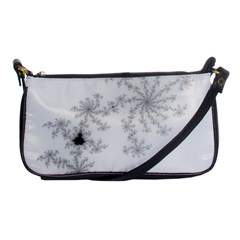Mandelbrot Apple Males Mathematics Shoulder Clutch Bags by Nexatart