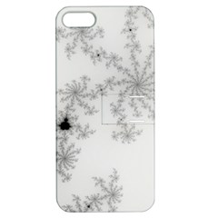 Mandelbrot Apple Males Mathematics Apple Iphone 5 Hardshell Case With Stand by Nexatart