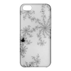 Mandelbrot Apple Males Mathematics Apple Iphone 5c Hardshell Case by Nexatart