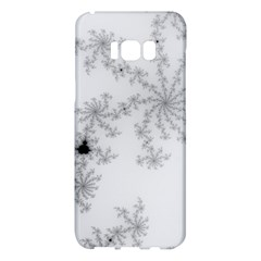 Mandelbrot Apple Males Mathematics Samsung Galaxy S8 Plus Hardshell Case  by Nexatart