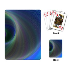 Gloom Background Abstract Dim Playing Card by Nexatart