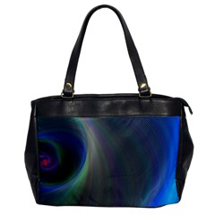 Gloom Background Abstract Dim Office Handbags by Nexatart