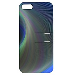Gloom Background Abstract Dim Apple Iphone 5 Hardshell Case With Stand by Nexatart