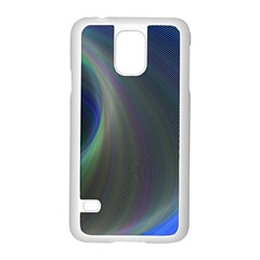Gloom Background Abstract Dim Samsung Galaxy S5 Case (white) by Nexatart