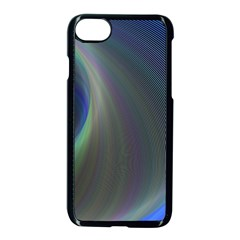 Gloom Background Abstract Dim Apple Iphone 7 Seamless Case (black)