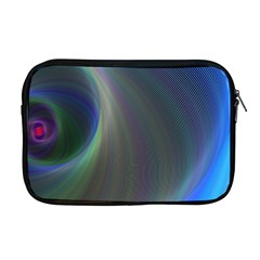 Gloom Background Abstract Dim Apple Macbook Pro 17  Zipper Case