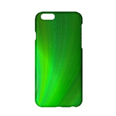 Green Background Abstract Color Apple Iphone 6/6s Hardshell Case