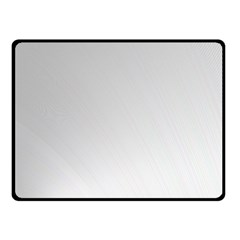 White Background Abstract Light Double Sided Fleece Blanket (small)  by Nexatart