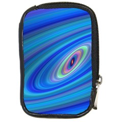 Oval Ellipse Fractal Galaxy Compact Camera Cases by Nexatart