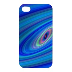 Oval Ellipse Fractal Galaxy Apple Iphone 4/4s Hardshell Case