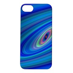 Oval Ellipse Fractal Galaxy Apple Iphone 5s/ Se Hardshell Case