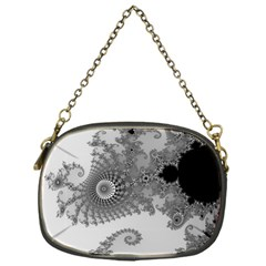 Apple Males Mandelbrot Abstract Chain Purses (one Side)