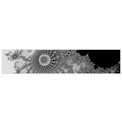 Apple Males Mandelbrot Abstract Flano Scarf (small)