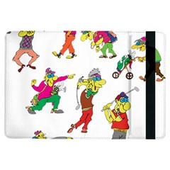 Golfers Athletes Ipad Air Flip