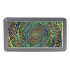Spiral Spin Background Artwork Memory Card Reader (mini) by Nexatart