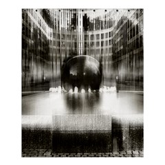 Black And White Hdr Spreebogen Shower Curtain 60  X 72  (medium)  by Nexatart