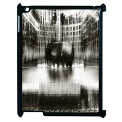 Black And White Hdr Spreebogen Apple Ipad 2 Case (black) by Nexatart