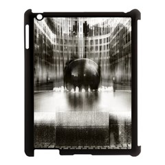 Black And White Hdr Spreebogen Apple Ipad 3/4 Case (black) by Nexatart