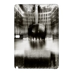 Black And White Hdr Spreebogen Samsung Galaxy Tab Pro 12 2 Hardshell Case by Nexatart