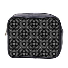 Kaleidoscope Seamless Pattern Mini Toiletries Bag 2 Side by Nexatart