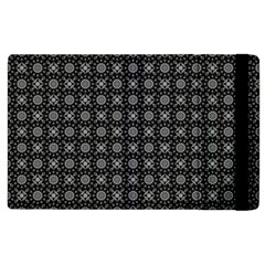 Kaleidoscope Seamless Pattern Apple Ipad 3/4 Flip Case by Nexatart