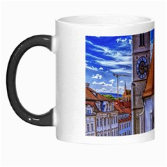 Steeple Church Building Sky Great Morph Mugs by Nexatart