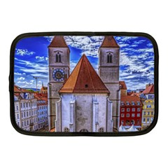 Steeple Church Building Sky Great Netbook Case (medium)