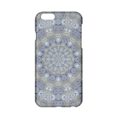 Flower Lace In Decorative Style Apple Iphone 6/6s Hardshell Case by pepitasart