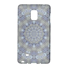 Flower Lace In Decorative Style Galaxy Note Edge by pepitasart