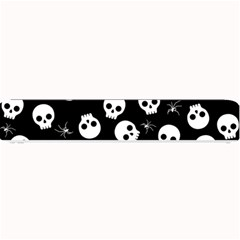 Skull, Spider And Chest    Halloween Pattern Small Bar Mats