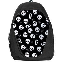 Skull, Spider And Chest    Halloween Pattern Backpack Bag