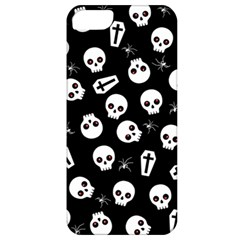 Skull, Spider And Chest    Halloween Pattern Apple Iphone 5 Classic Hardshell Case