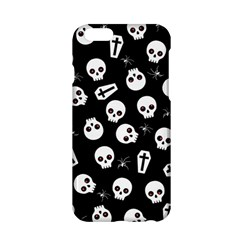 Skull, Spider And Chest    Halloween Pattern Apple Iphone 6/6s Hardshell Case