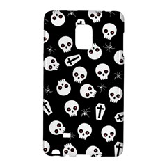 Skull, Spider And Chest    Halloween Pattern Galaxy Note Edge by Valentinaart