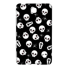 Skull, Spider And Chest    Halloween Pattern Samsung Galaxy Tab 4 (8 ) Hardshell Case  by Valentinaart