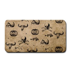 Vintage Halloween Pattern Medium Bar Mats by Valentinaart