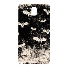 Vintage Halloween Bat Pattern Samsung Galaxy Note 3 N9005 Hardshell Back Case