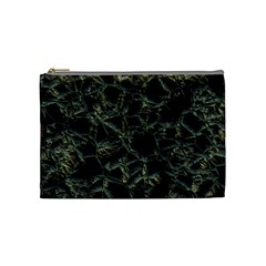Jagged Stone 2d Cosmetic Bag (medium)  by MoreColorsinLife