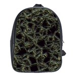 Jagged Stone 2d School Bag (XL) Front
