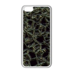 Jagged Stone 2d Apple Iphone 5c Seamless Case (white) by MoreColorsinLife