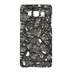 Jagged Stone 3a Samsung Galaxy A5 Hardshell Case  by MoreColorsinLife