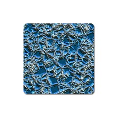 Jagged Stone 2c Square Magnet by MoreColorsinLife