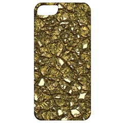 Jagged Stone 3b Apple Iphone 5 Classic Hardshell Case by MoreColorsinLife