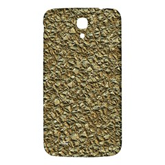 Jagged Stone Golden Samsung Galaxy Mega I9200 Hardshell Back Case by MoreColorsinLife