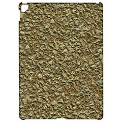 Jagged Stone Golden Apple Ipad Pro 12 9   Hardshell Case by MoreColorsinLife
