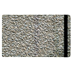 Jagged Stone Silver Apple Ipad Pro 12 9   Flip Case by MoreColorsinLife