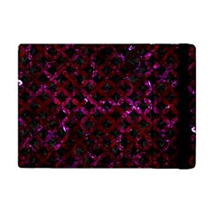 Circles3 Black Marble & Burgundy Marble Ipad Mini 2 Flip Cases by trendistuff